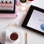 Le budget d'un mariage sur tablette. Perfect Moment by A Wedding planner Reims