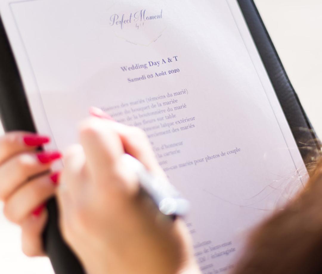 Les engagements de l'agence Perfect Moment By A Wedding planner Reims