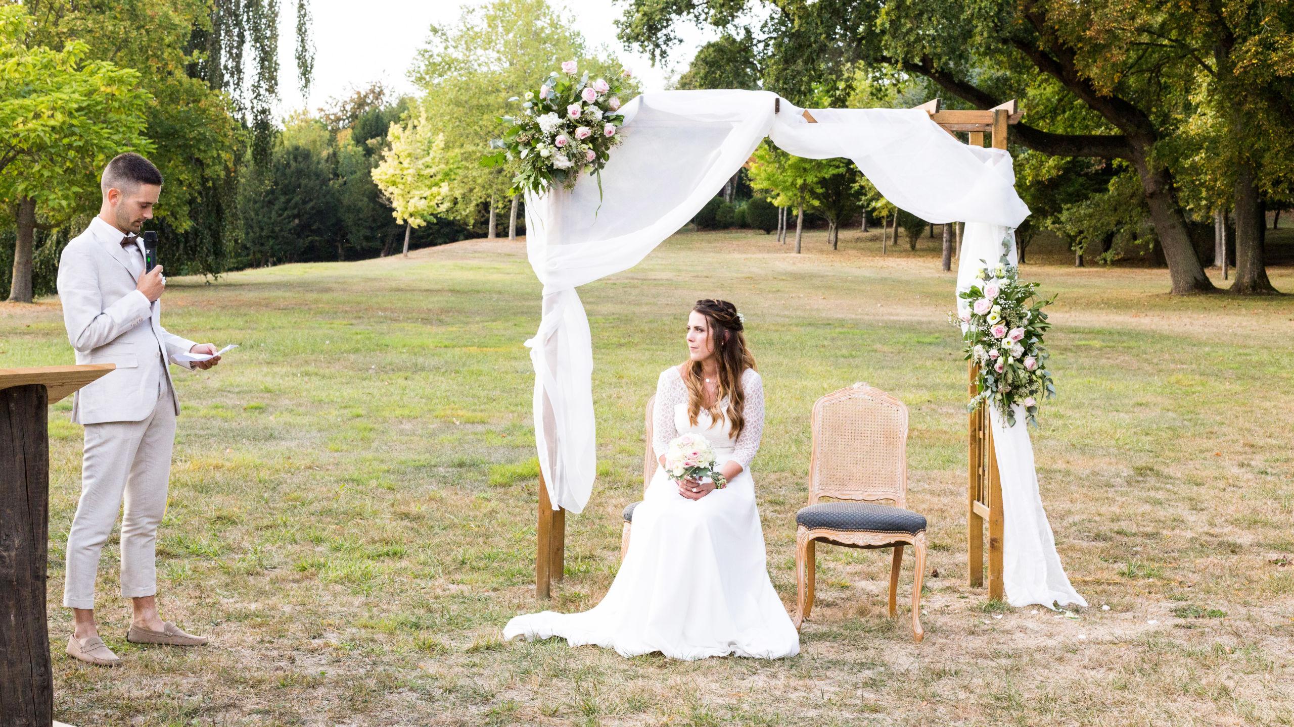 La Cérémonie laïque - Perfect Moment by A - Wedding-Planner Reims