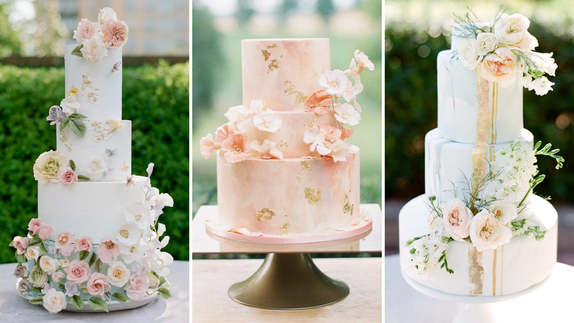 Wedding cakes, gâteaux de mariage - Wedding Planner Reims - Perfect Moment by A