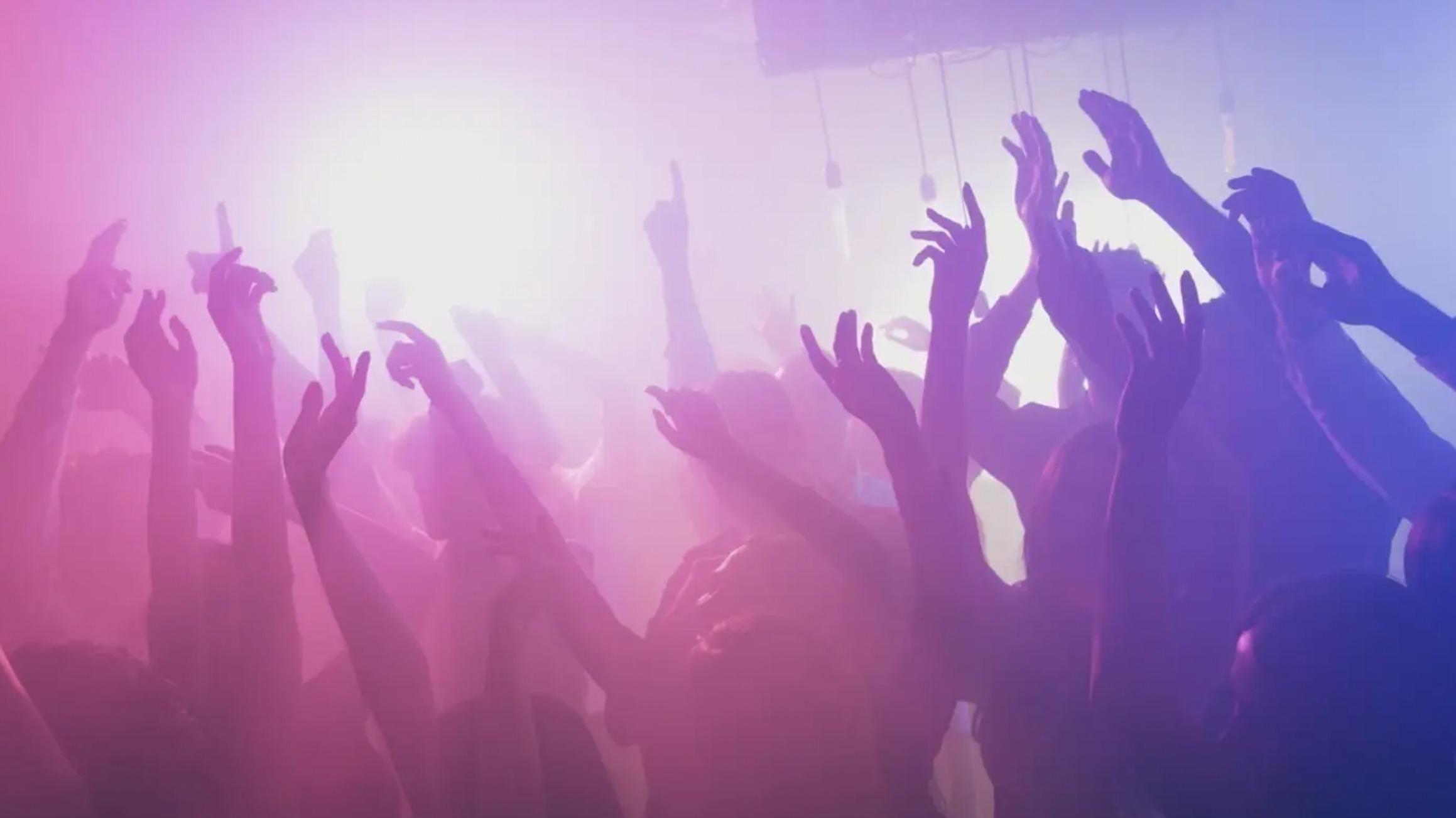 Personnes dansant avec les bras en l'air -Wedding Planner Reims - Perfect Moment by A